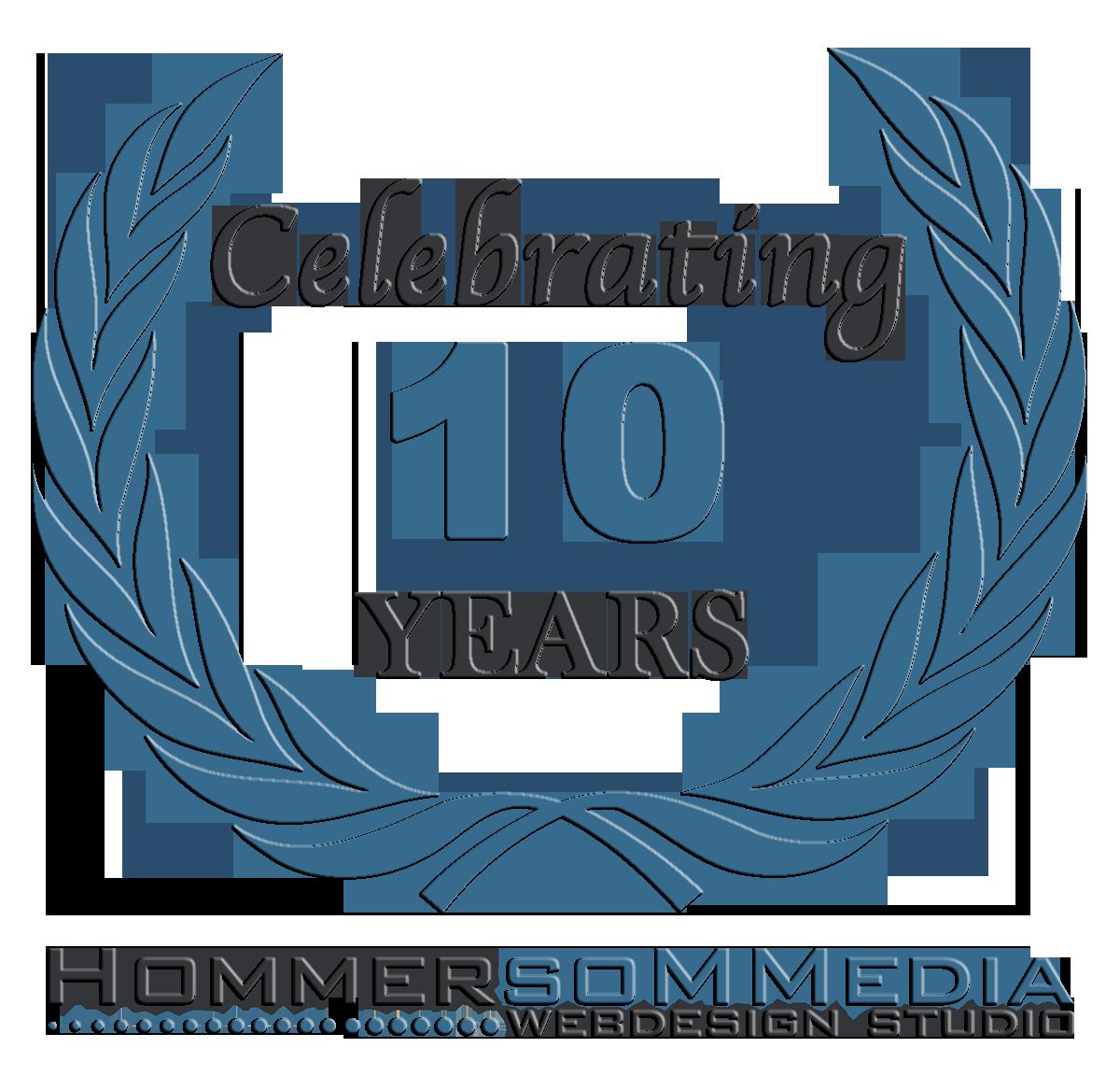 Hommersom Media 10 Jaar