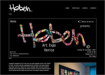 Heben Venice Art Collection