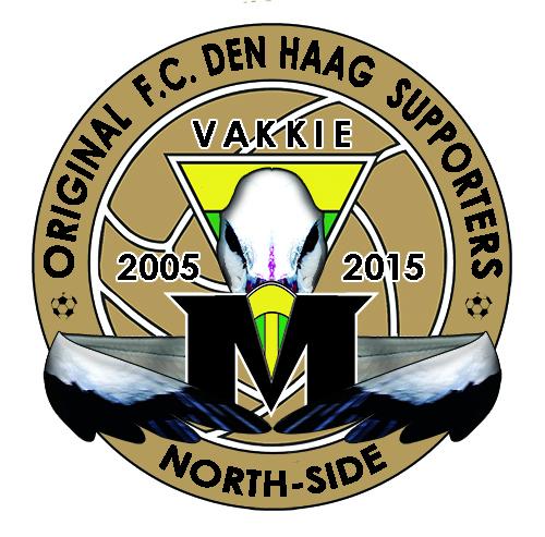 Vakkie M Logo 10 Jaar