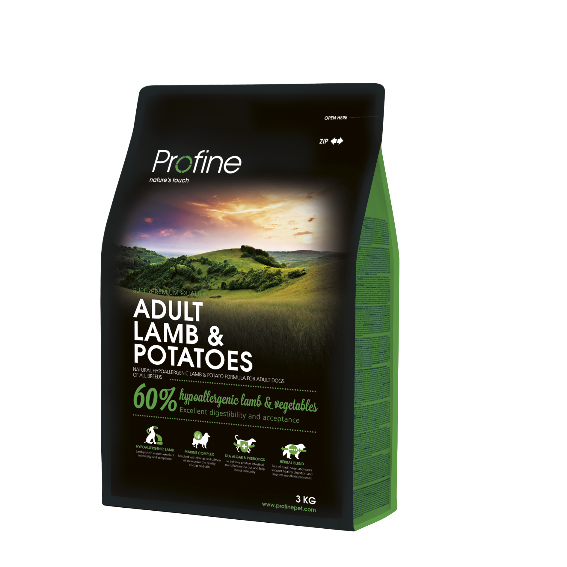Profine Adult Lamb & Potatoes 3kg