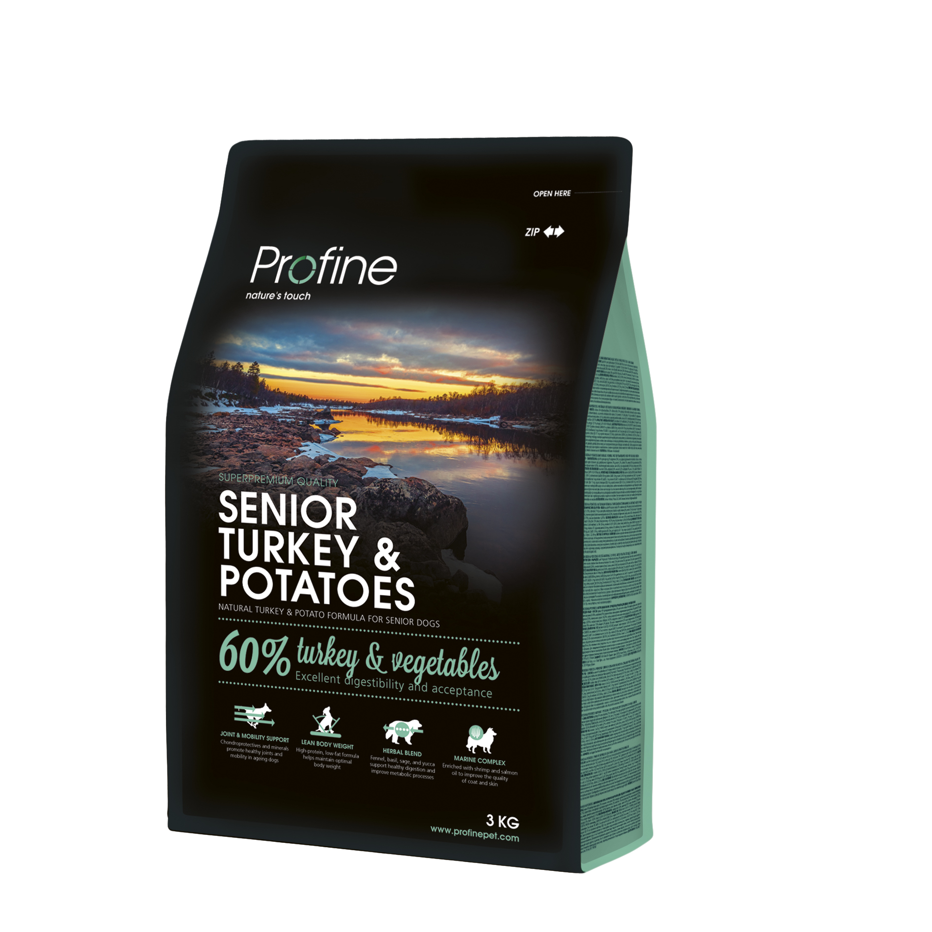 Profine Senior Turkey & Potatoes 3kg