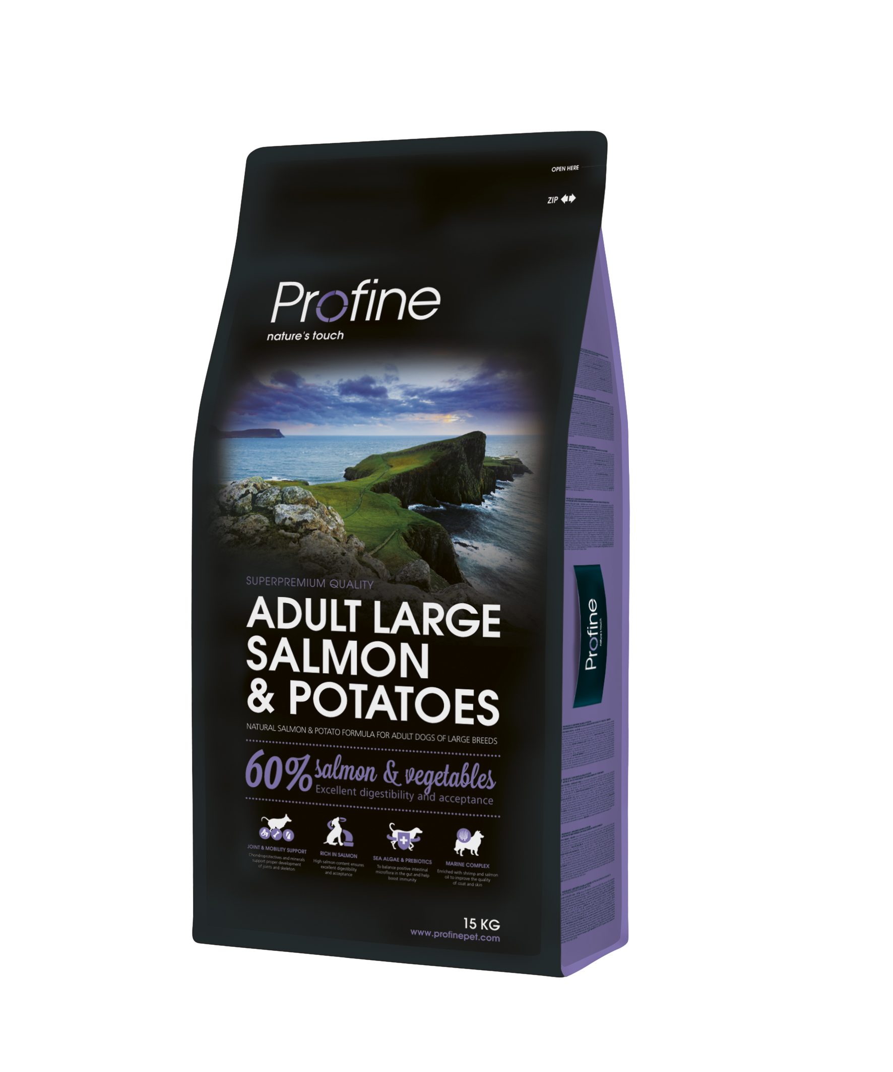Profine Adult Large Breed Salmon & Potatoes 15kg